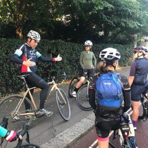Women's Racing Skills @ Regent's Park, York Gate (Big gate inner circle)