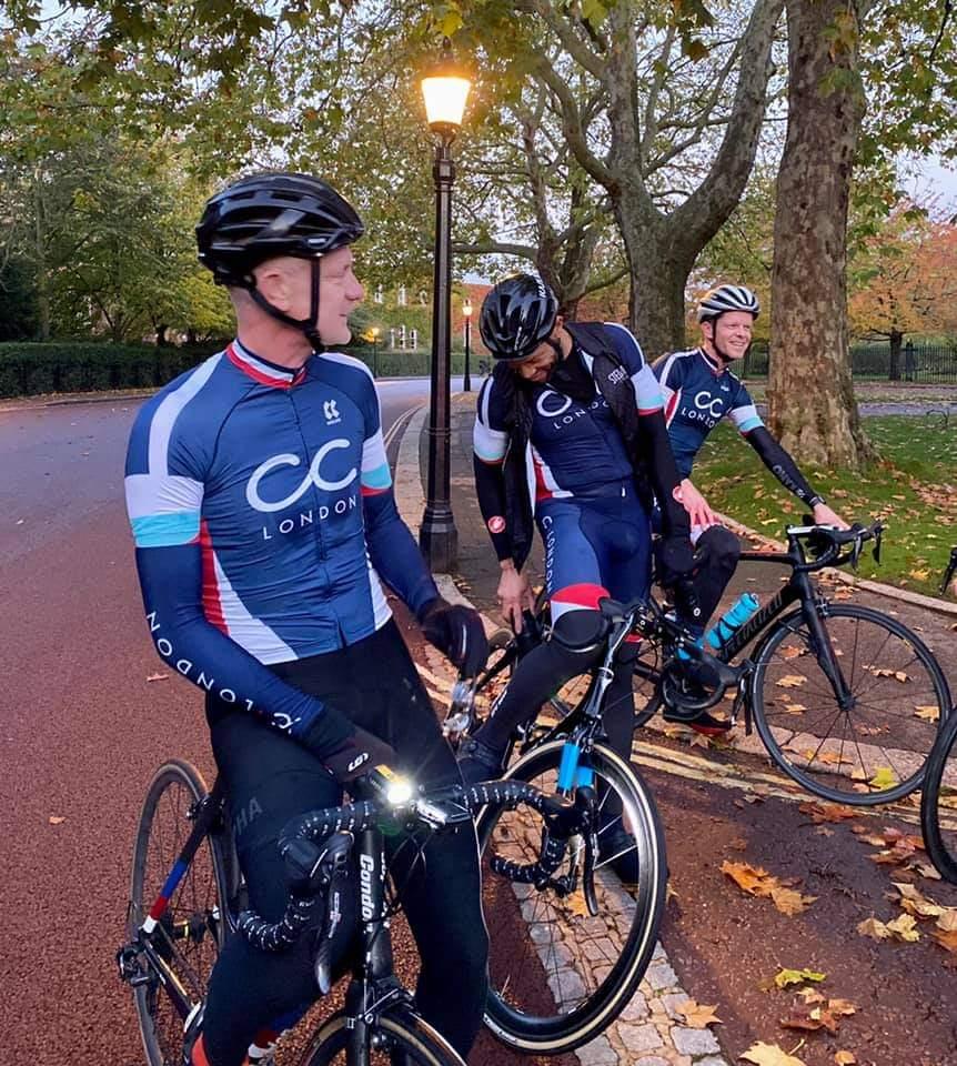 Race skills training @ Regent's Park, York Gate (Big gate in the inner circle)